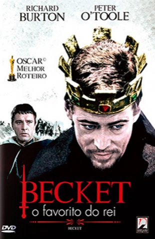 Capa do filme: Becket, O Favorito do Rei