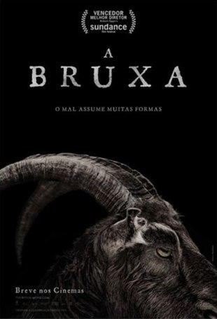 Capa do filme: A Bruxa