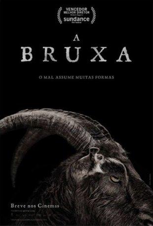 Capa do filme A Bruxa (2015)