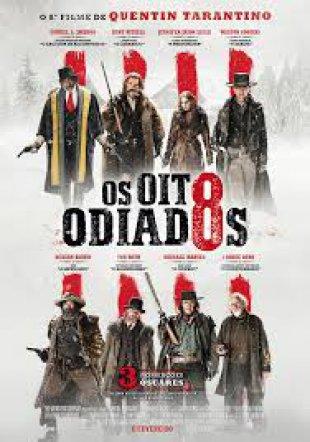 Capa do filme: Os Oito Odiados