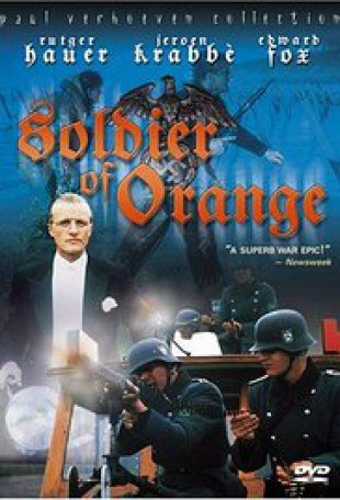 Capa do filme: Soldado de Laranja
