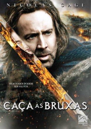 Capa do filme: Caça às Bruxas