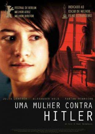 Capa do filme: Uma Mulher Contra Hitler