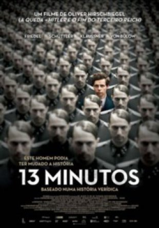 Capa do filme: 13 minutos