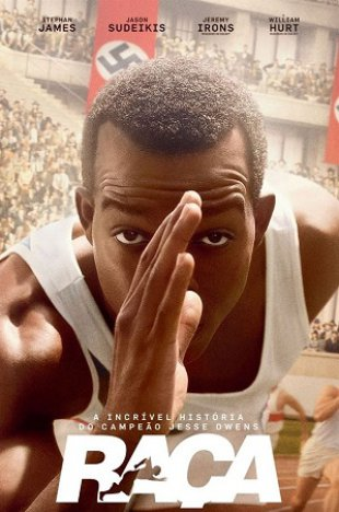 Capa do filme: Raça