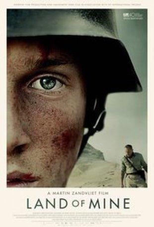 Capa do filme: Terra de Minas