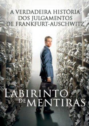 Capa do filme: Labirinto de Mentiras