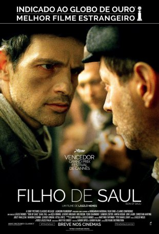 Capa do filme: O Filho de Saul