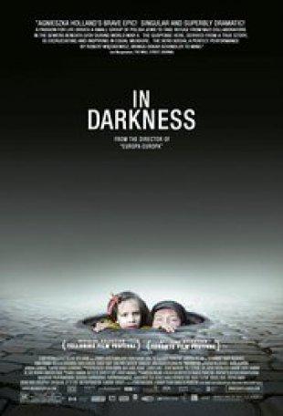 Capa do filme: Na escuridão