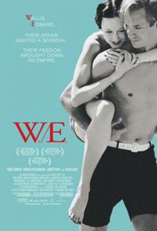 Capa do filme: W.E.: O Romance do Século
