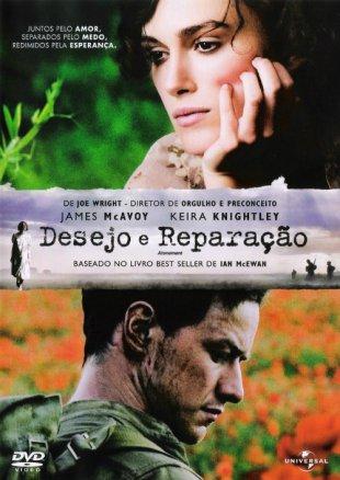 Capa do filme: Desejo e Reparação