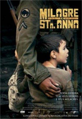 Capa do filme: Milagre em Sta. Anna