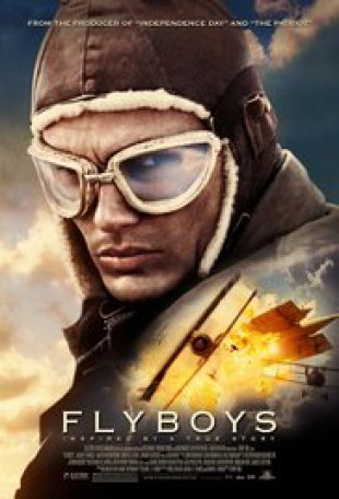 Capa do filme: Flyboys