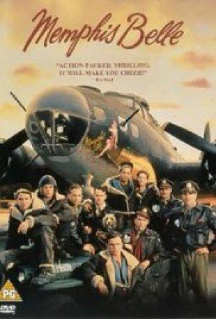 Capa do filme: Memphis Belle - A Fortaleza Voadora