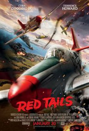 Capa do filme: Esquadrão Red Tails