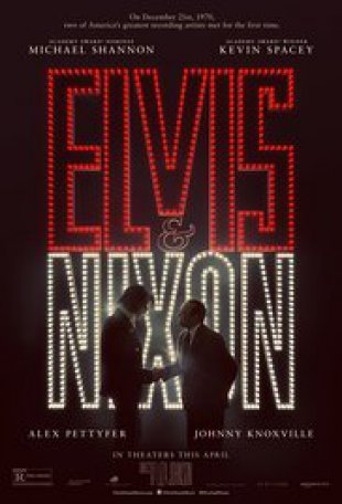 Capa do filme: Elvis & Nixon