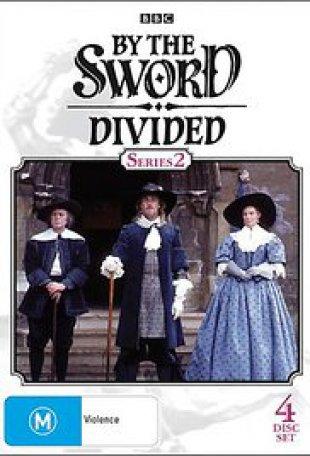 Capa do filme: Divididos pela Espada