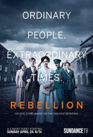Capa do filme: Rebelião