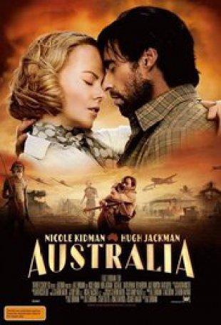 Capa do filme: Austrália