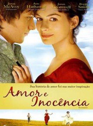 Capa do filme: Amor e Inocência