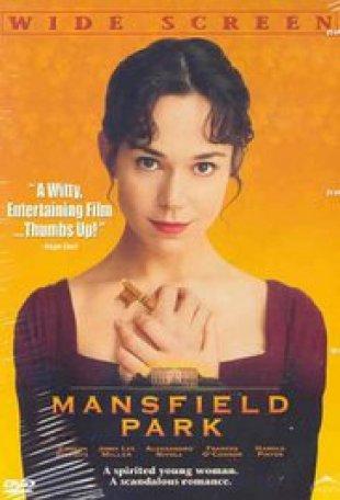 Capa do filme: Mansfield Park