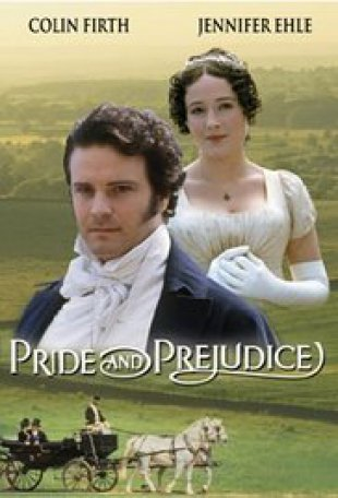 Capa do filme: Orgulho e Preconceito