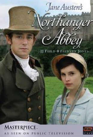 Capa do filme: Northanger Abbey
