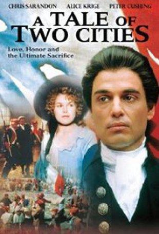 Capa do filme: Um conto de duas cidades