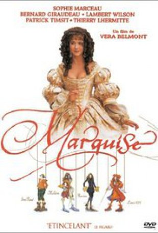 Capa do filme: Marquise