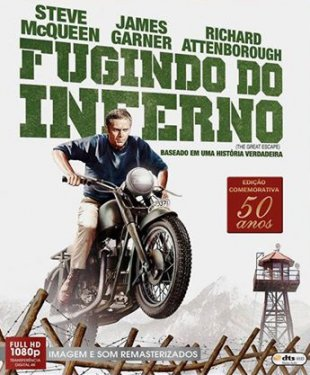 Capa do filme: Fugindo do Inferno
