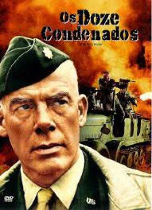 Capa do filme: Os Doze Condenados