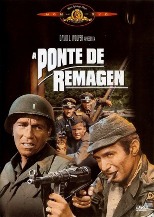 Capa do filme: A Ponte de Remagem