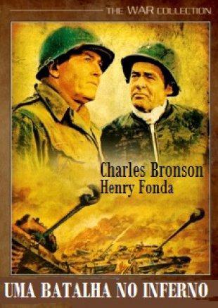 Capa do filme: Uma Batalha no Inferno