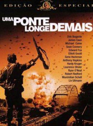 Capa do filme: Uma Ponte Longe Demais