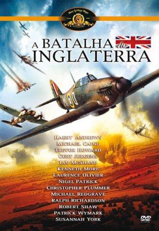 Capa do filme: A Batalha da Inglaterra