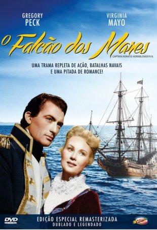 Capa do filme: Falcão dos Mares