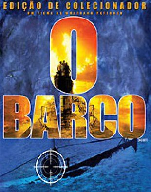 Capa do filme O Barco: Inferno no Mar (1981)