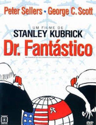 Capa do filme: Dr. Fantástico