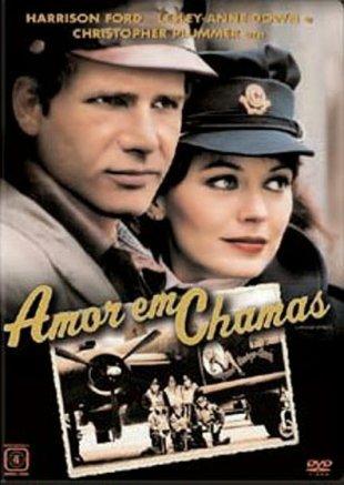 Capa do filme: Amor em Chamas