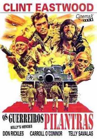 Capa do filme Os Guerreiros Pilantras (1970)