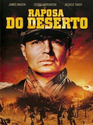 Capa do filme: A Raposa do Deserto