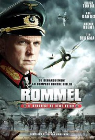 Capa do filme: Rommel