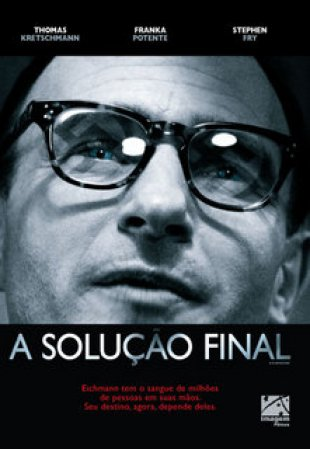 Capa do filme: A Solução Final