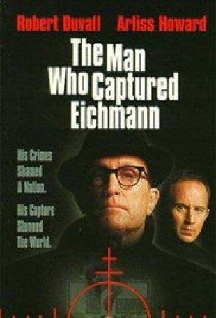 Capa do filme: O homem que capturou Eichmann