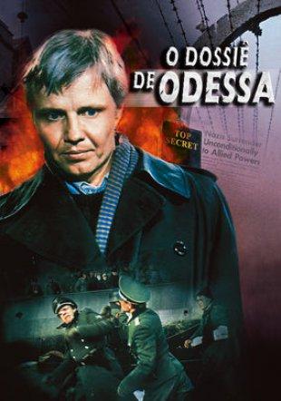 Capa do filme: O Dossiê de Odessa