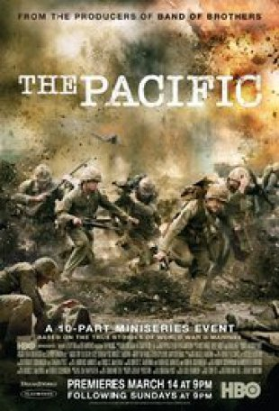 Capa do filme: The Pacific