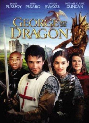 Capa do filme: O Cavaleiro e o Dragão