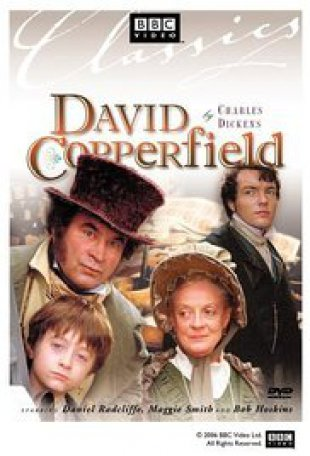 Capa do filme: David Copperfield