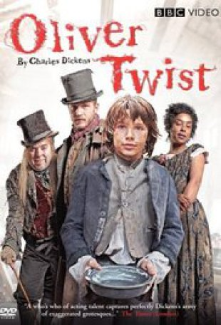 Capa do filme: Oliver Twist
