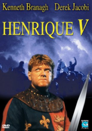 Capa do filme: Henrique V